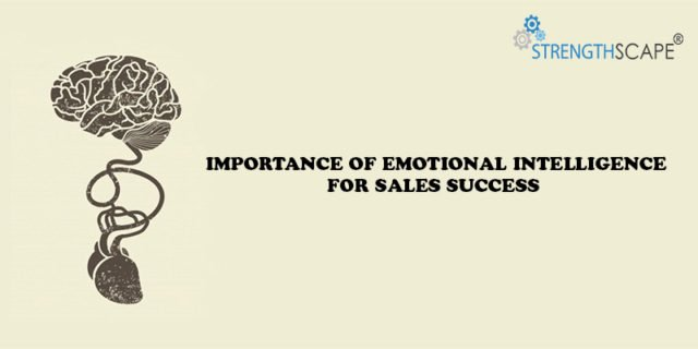 Sales Skills -Infusing Emotional Intelligence Into Your Sales Others